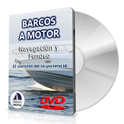 Barcos a motor (DVD)