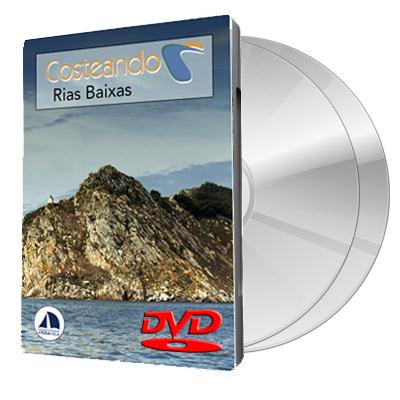 Costeando Rías Baixas (DVD)
