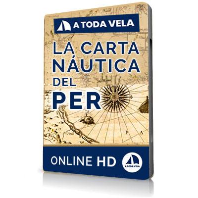 La Carta Náutica del PER online