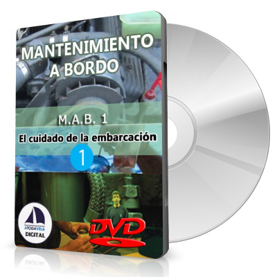 Mantenimiento a Bordo 1 (DVD)
