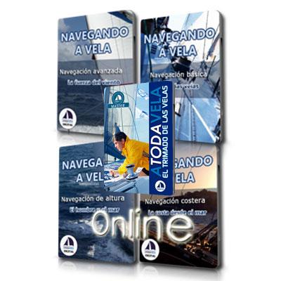 Colección Navegando a Vela (online)