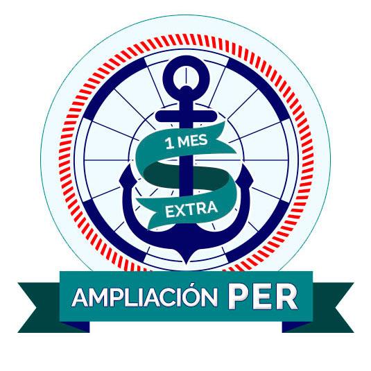 Ampliación del Curso PER online Patrón de Embarcaciones de Recreo