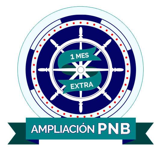 Ampliación de matrícula Curso de Patrón de Navegación Básica PNB