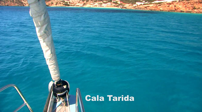 Cala Tarida