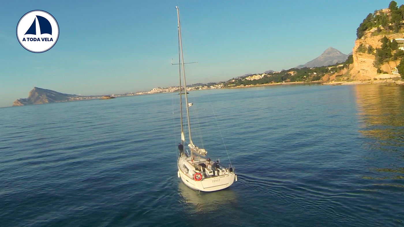 Travesía por la Costa Blanca en barco