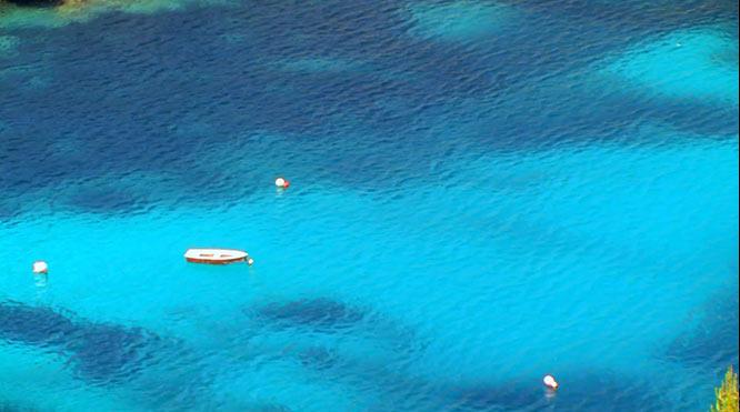navegando por ibiza