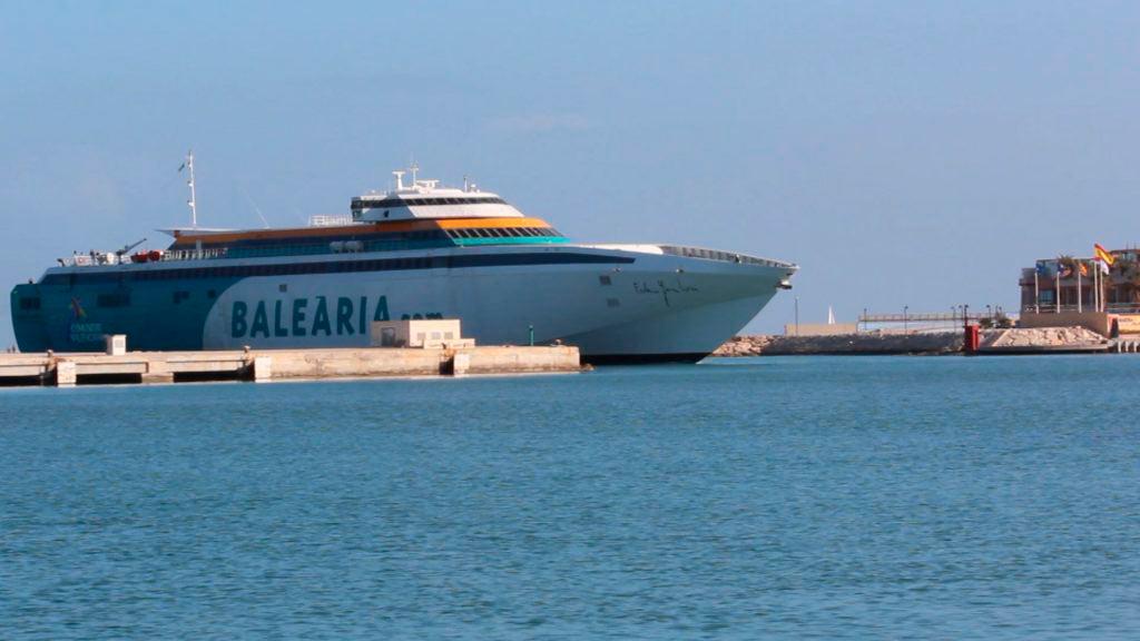 Ferry Denia
