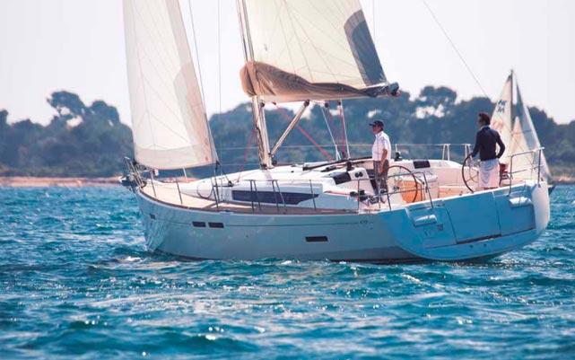 Alquilar un barco en Ibiza o en Mallorca o Menorca