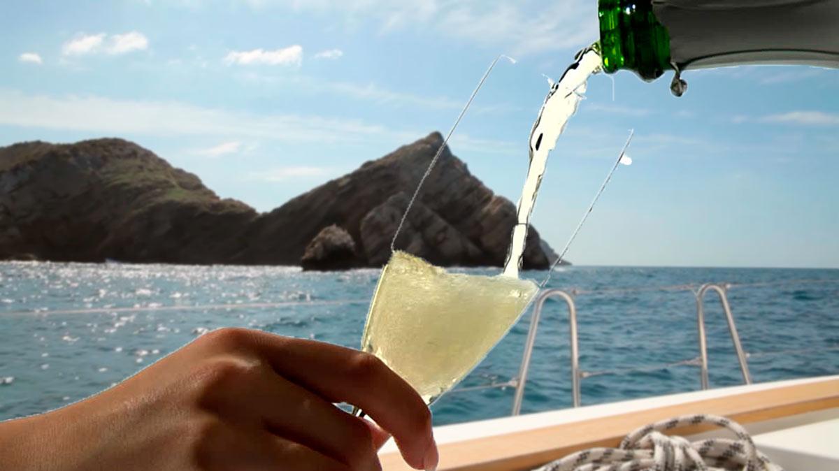 beber a bordo
