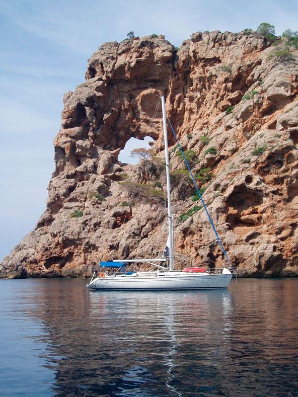 alquilar una  embarcación en Mallorca
