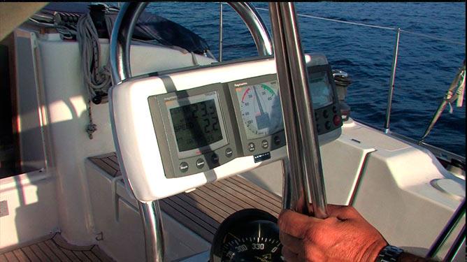 Prácticas de Navegación en Altea