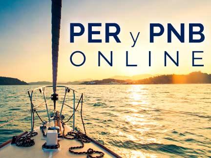 PER y PNB Online