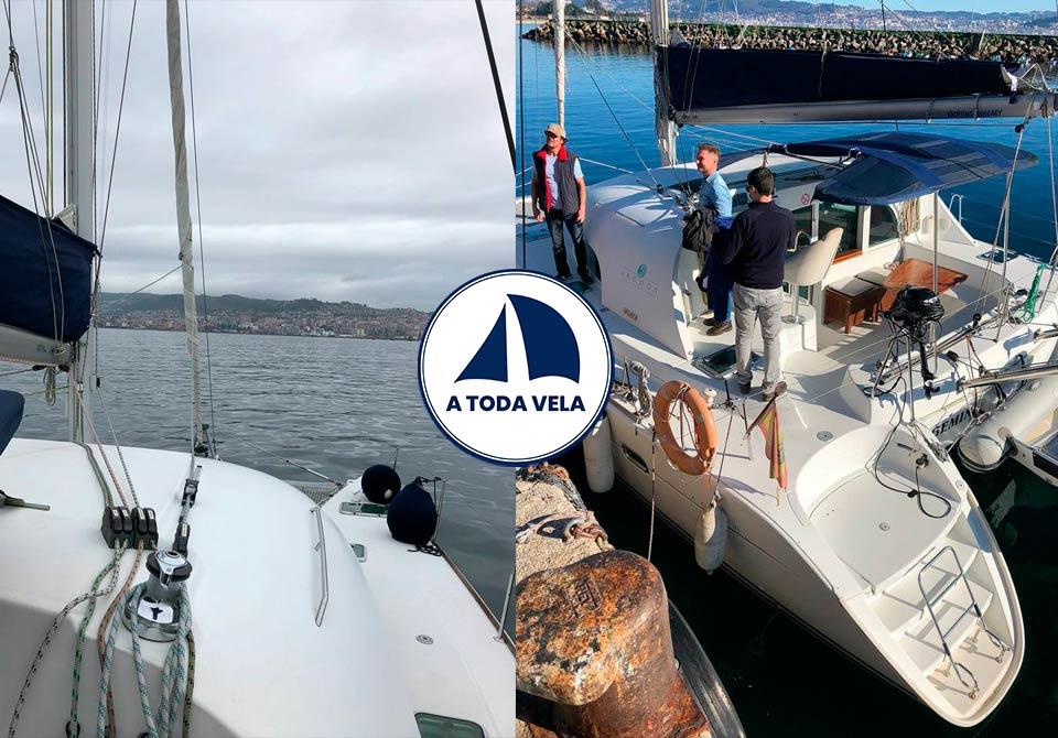 Prácticas de Navegación en Vigo