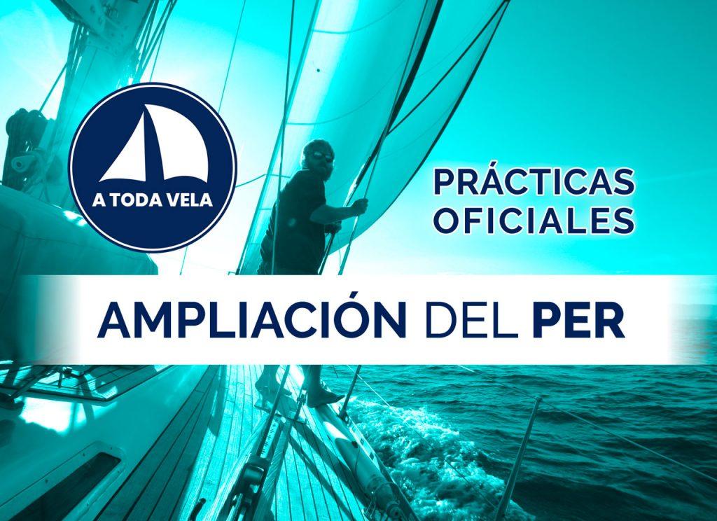 PRÁCTICAS OFICIALES DE AMPLIACIÓN DEL PER