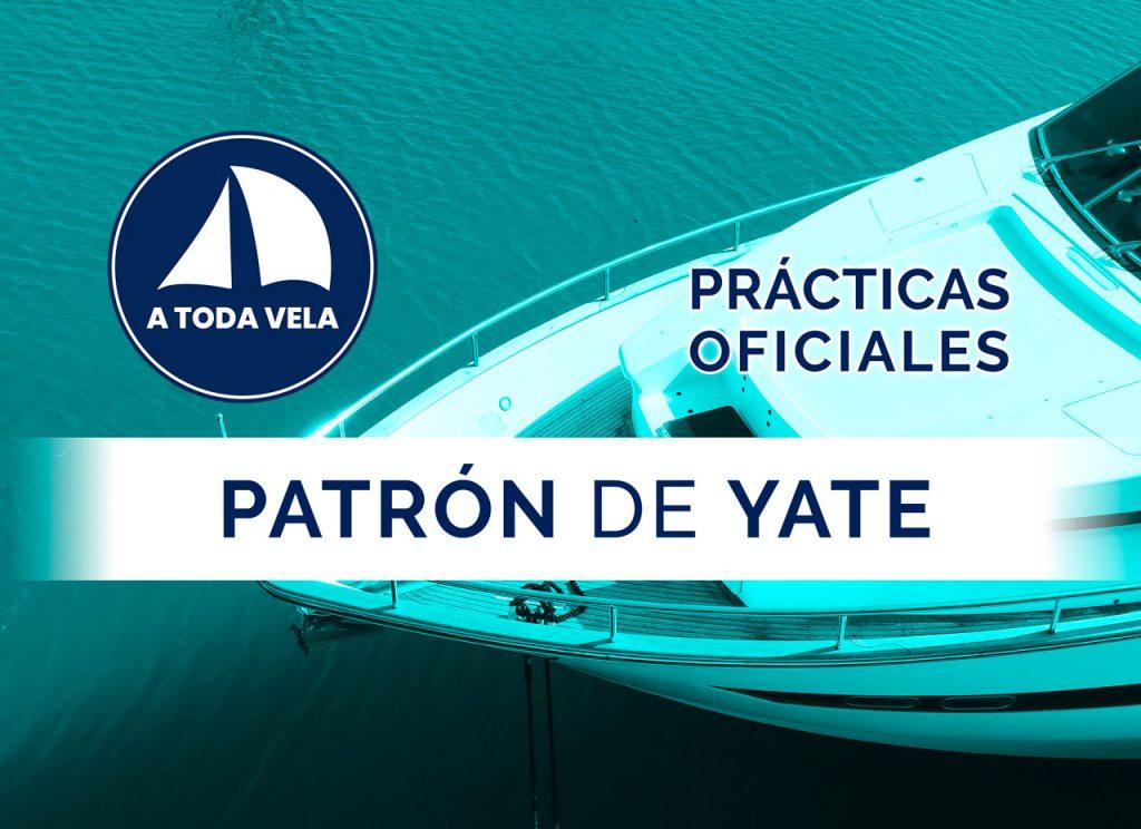 Prácticas PATRÓN DE YATE