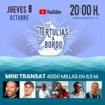 MINI TRANSAT 4000 millas en 6,5 m