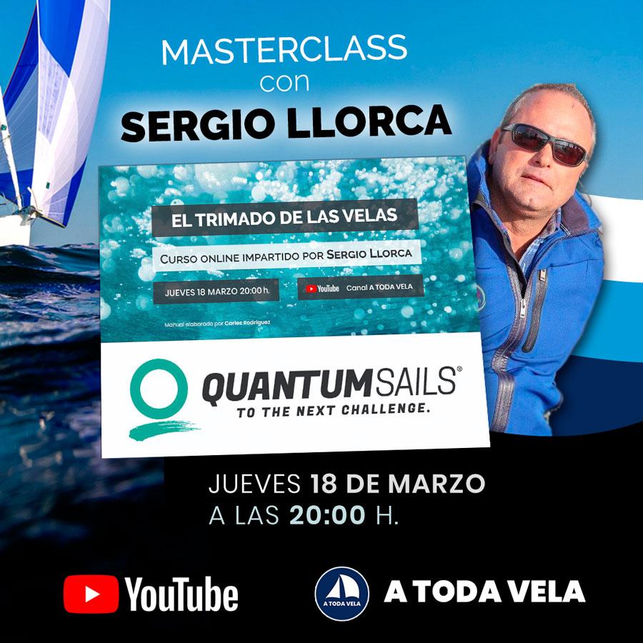 Trimado con Sergio Llorca