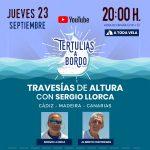 TRAVESÍAS DE ALTURA con Sergio Llorca